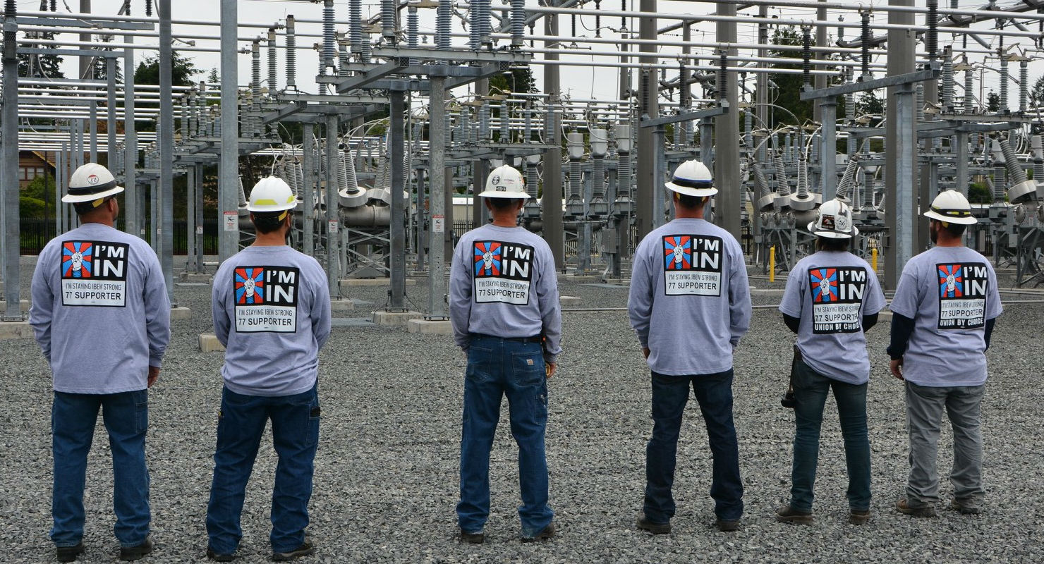 Ibew Local 77 Registered Electrical Worker And Trade Headlines